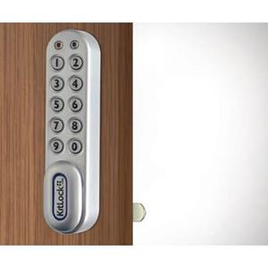 Codelocks KL1000SGMECH KEYPAD KitLock Coded Lock Solution