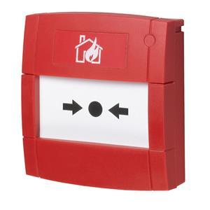 KAC M1A-R680FG-STCK-01MCP1A-RED-680-FLUSH-GL1140-HOUSE FLAME