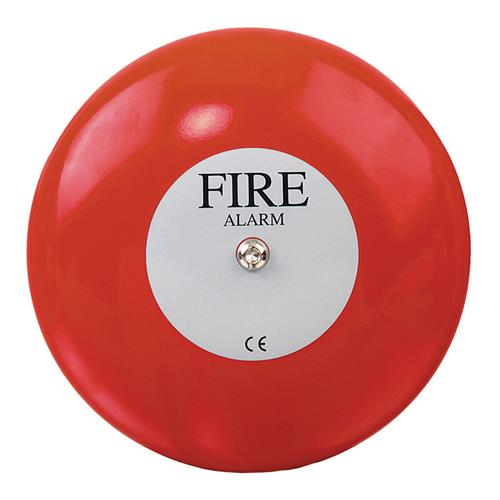 Vimpex MBF-6EV-24FIRE BELL KOBISHI 24Vdc Red Motorised