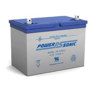 Powersonic PS12750BATTERY SLA 12V 75Amp VRLA