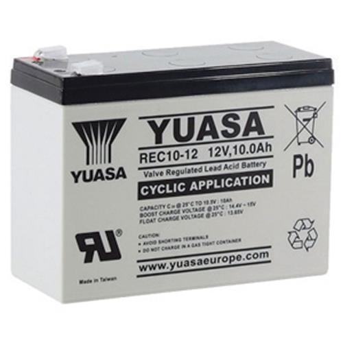 Yuasa REC10-12BATTERY 10AMP 12V