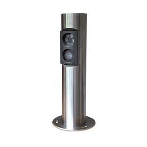 Nortech SSP-ANPRREADER ACCY Steel post mounting ANPR