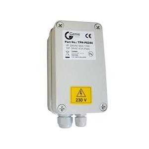 Genie Power Supply - 230 V AC Input Voltage - 24 V AC Output Voltage - Enclosure