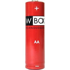 W Box Multipurpose Battery - AA - Alkaline - 12 Pack