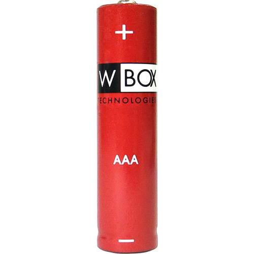 W Box Multipurpose Battery - AAA - Alkaline - 12 Pack