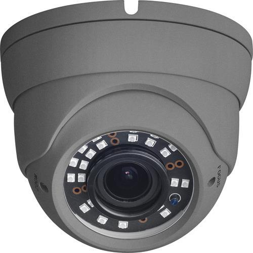 EYEBALL EXT HDoC 720P 2.8-12 IR 35m grey