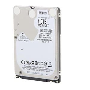 Western Digital WD10JUCT-EXRTSTORAGE HDD STORAGE HDD 1TB 2,5'' HDD