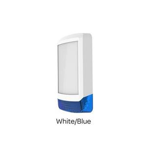 Texecom Sounder Cover for Sounder - White, Blue