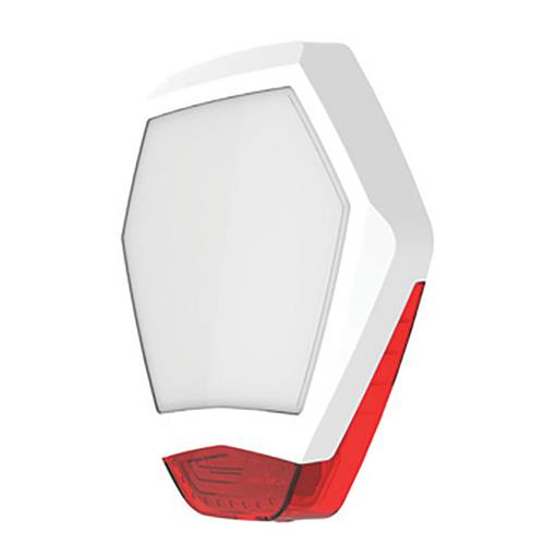 Texecom Sounder Cover for Sounder - White, Red