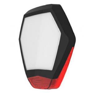 Texecom Sounder Cover for Sounder - Black, Red