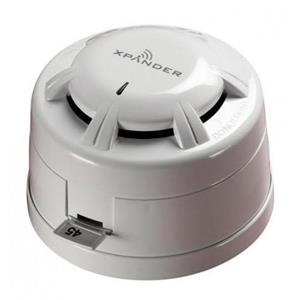 Apollo XPander Smoke Detector - Optical, Photoelectric - Wireless - Fire Detection - 5 Year Battery