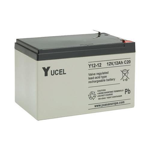 Yucel Y12-12BATTERY SLA Yucel 12Amp 12V