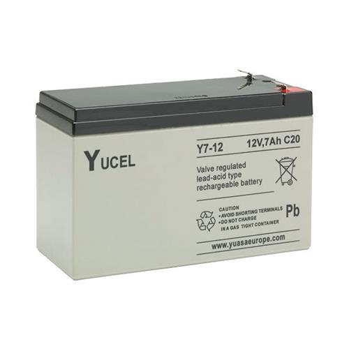 Yucel Y7-12BATTERY Yucel 7AMP 12V