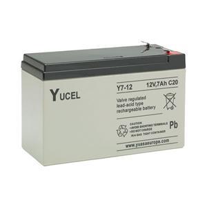 Yucel Y7-12BATTERY Yucel 7AMP 12V